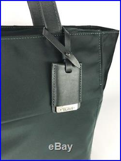 Tumi Voyageur Large M-Tote Laptop Carry-All Bag Pine Green 494766