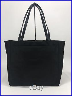 Tumi Voyageur Large M-Tote Laptop Carry-On Carry-All Bag Black 494766