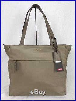 Tumi Voyageur Large M-Tote Laptop Carry-On Carry-All Bag Khaki 494766