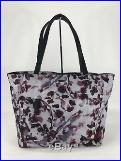 Tumi Voyageur Large M-Tote Laptop Carry-On Carry-All Bag Orchid Floral 494766
