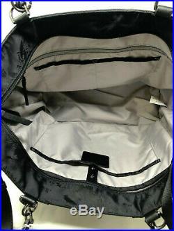 Tumi Women's Voyageur Mauren Laptop Tote Bag Black Marble 12 TM023