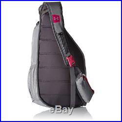Under Armour Backpack Laptop Bag Travel School Sports Water-Resistant Woman Pink