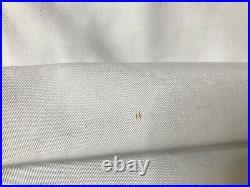 VTG 80s 90s ESPRIT Large White Canvas Logo Tote Bag Shopping Travel Laptop RARE