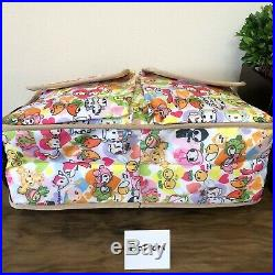 Very Rare CUCCIOLO Tokidoki x LeSportsac LAMORE Diaper / Travel / Laptop Bag