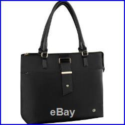 Wenger Ana 16 Women's Laptop Tote Black Women's Business Bag NEW