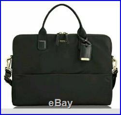 Women's tumi tina laptop bag, new. $295