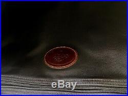 Womens Mens Large Mulberry Black Messenger Shoulder Bag Crossbody Laptop Bag