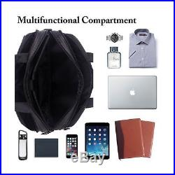 Ytonet A-001 Laptop Briefcase Business/Office Bag for Men/Women Stylish Nylon